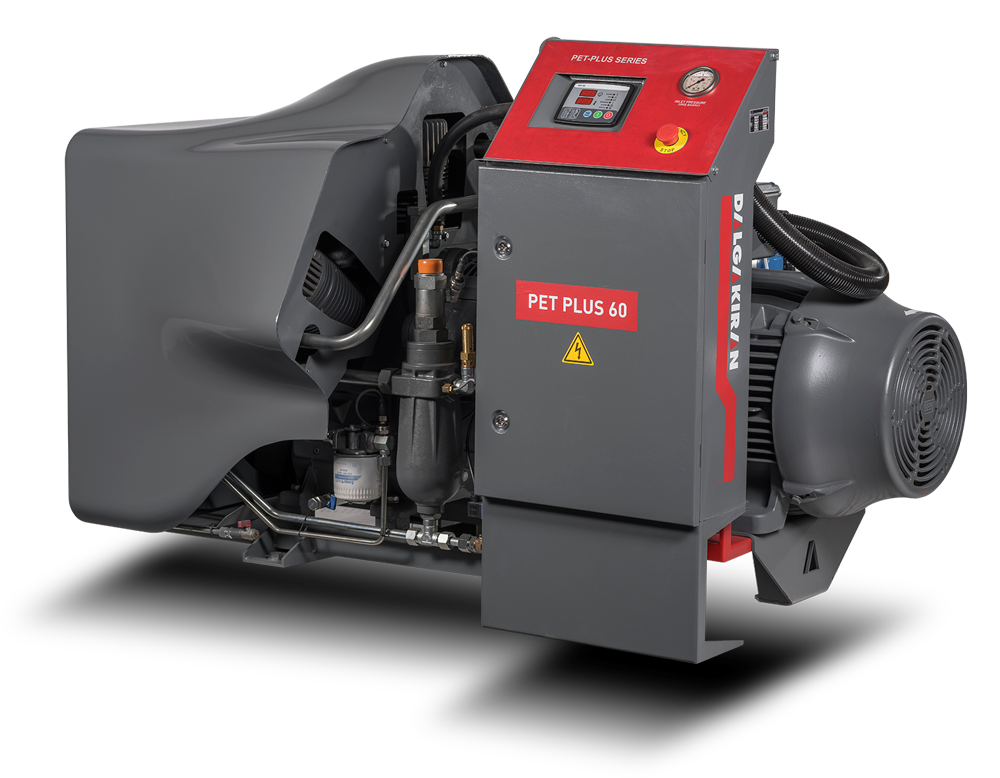 Pet-Plus Reciprocating Booster Compressor