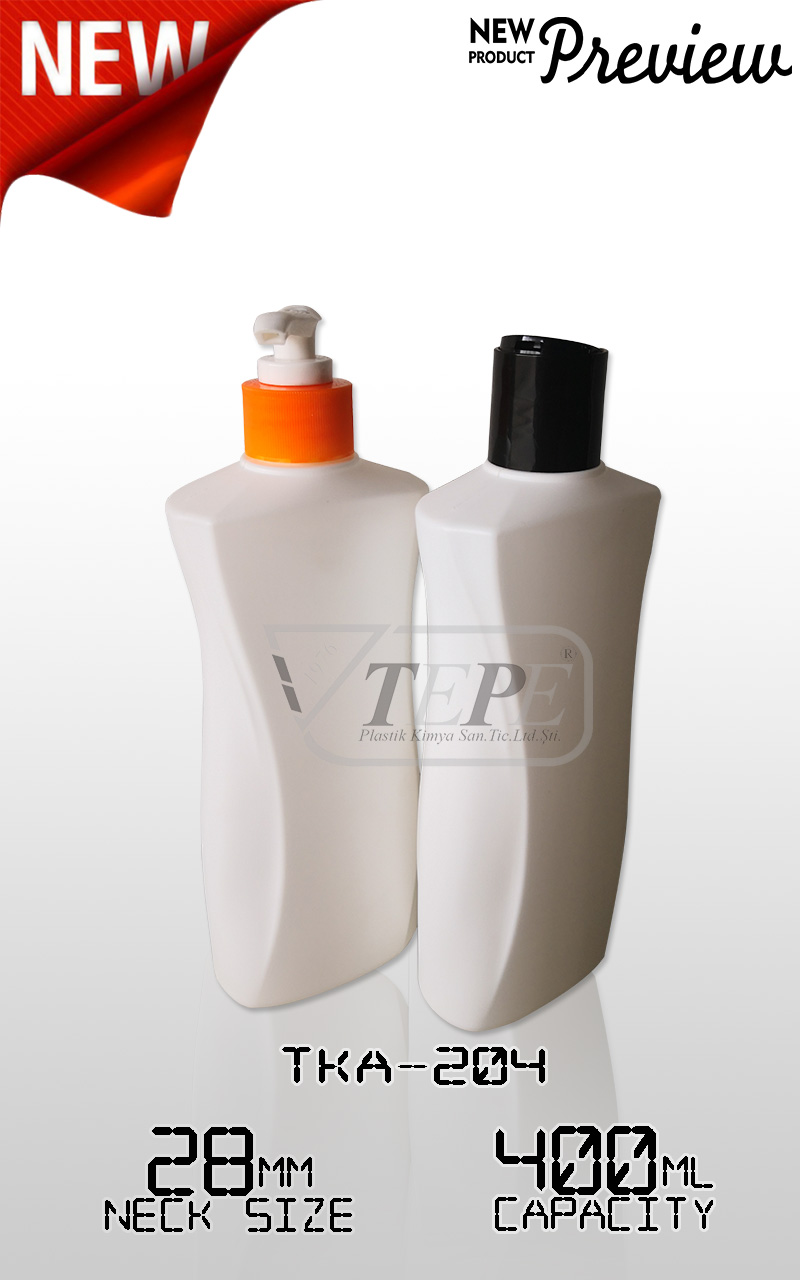 Shampoo and Shower Gel Packaging