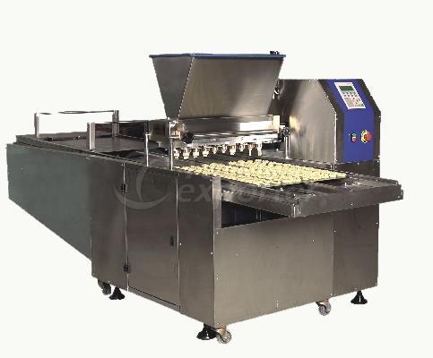 Cake Encrusting Machine