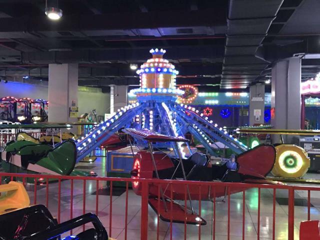 Máquinas de parque de atracciones