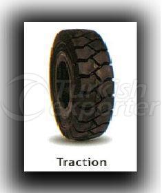 Solid Forklift Tires 6.50-10