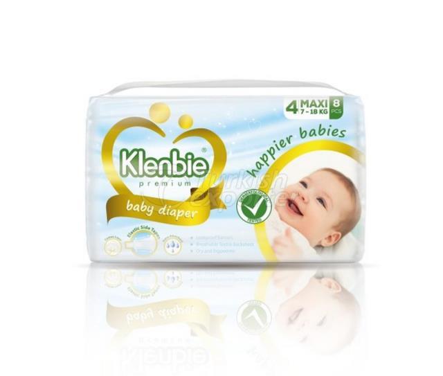 Klenbie Premium Maxi Baby Diaper