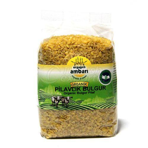 Organic Coarse Bulgur 500