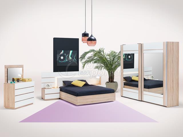 Sidyma Bedroom