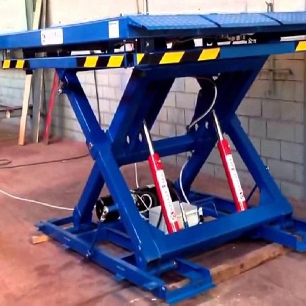 Scissor-type Lifting Platform