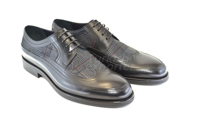 5012 Black Antik Shoes