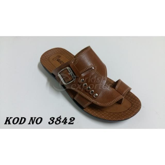Chaussons homme 3842