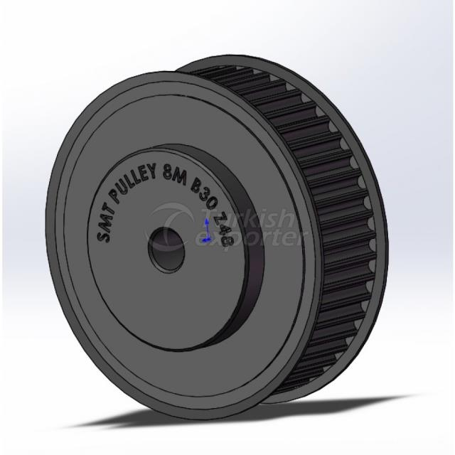 Timing Pulley 8M
