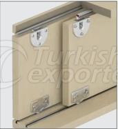 Sliding Light Duty Door System M03 6500