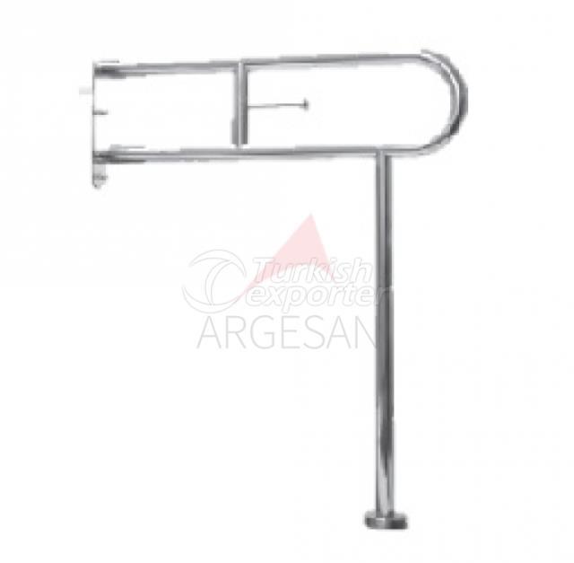 Disabled Toilet Grab Bar Fixed L2