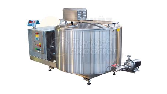 Milk Cooling Tank 500-1500Lt