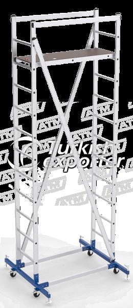 One-Piece Ladder Scaffolding