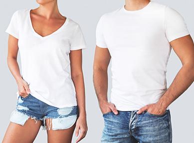 ملابس الرجل والمرأة