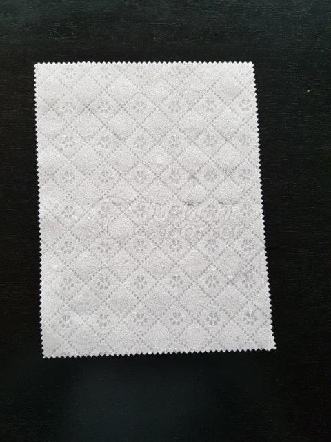 Airlaid Diamond Pattern