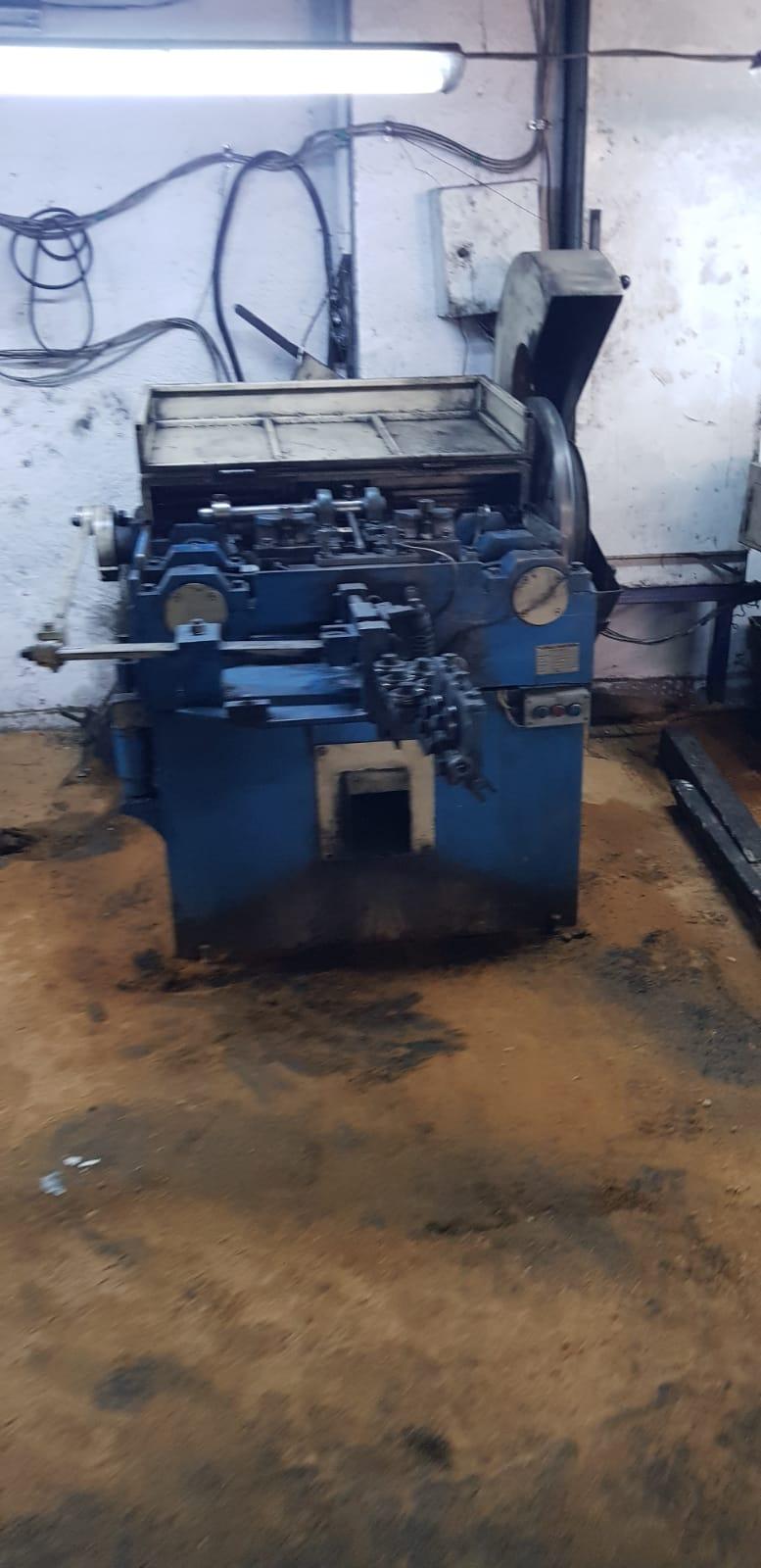 NAILS PRODUCTION LINE MACHINE