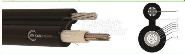 Fiber Optic Cables SLT-NMA-SJ-A(L)-(GY27)
