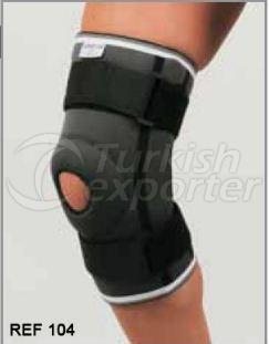Knee Support Steel Hinged