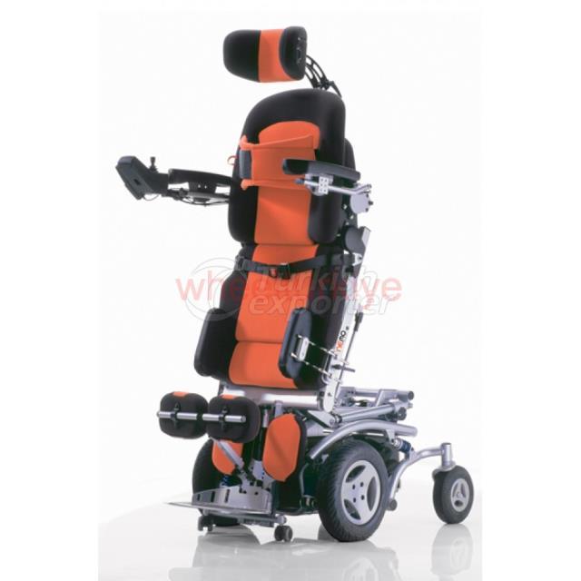 Elektrikli Tekerlekli Sandalyeler NEMO VERTICAL