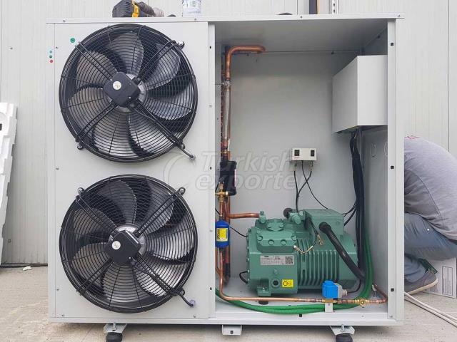 Sistema de Arrefecimento Industrial