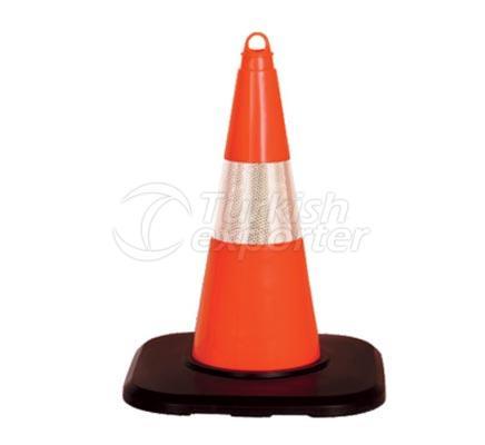 PVC Cones (50 cm) 12326 TK A R1