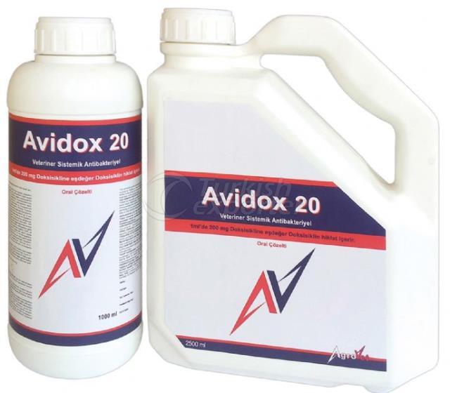 Avidox 20 Oral Solution