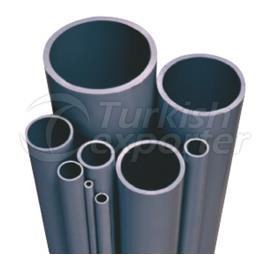 U-PVC Solvent Cement Socket Pressure Pipes