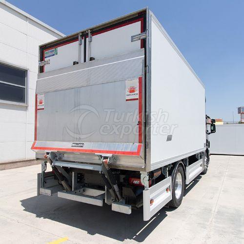 Corpos de caminhões refrigerados