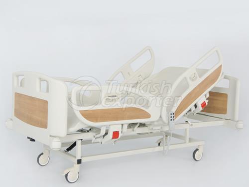 Lit d'hôpital 2 moteurs