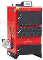 Pass Solid Fuel Heating Boiler