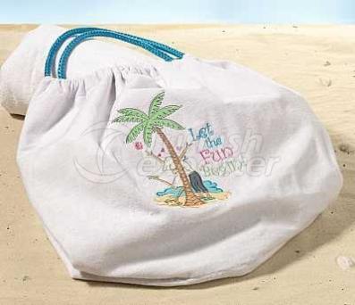Baskılı Plaj Havlusu MTX711