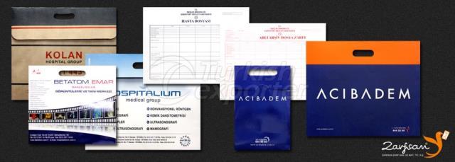 Printed Film Envelopes