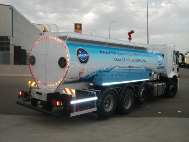 تانكرات ماء  13.000 LT