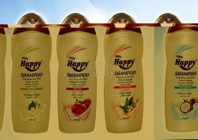 Shampoo Anti - Dandruff Hair 750 ml