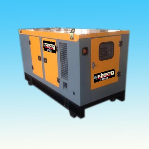 Industrial Generator QSTD 77