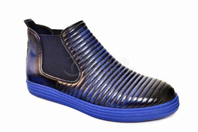 4570 N-Blue Shoes