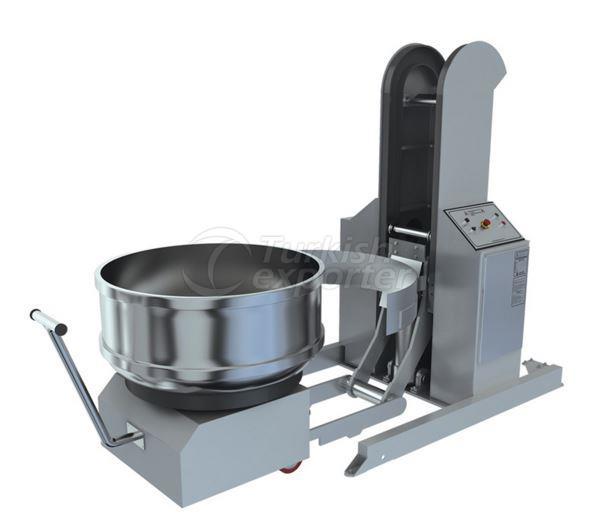 Automatic Bowl Lifting