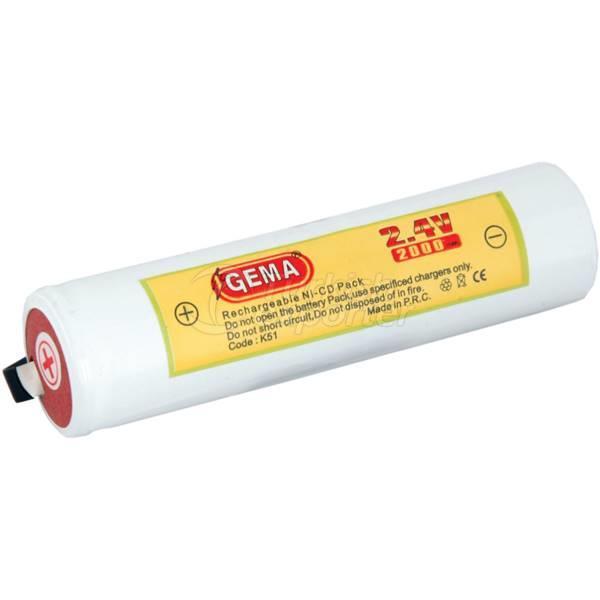 Vacuum Cleaner Batteries K51