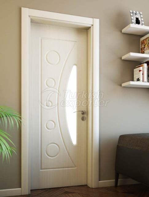 GP600 PVC Doors