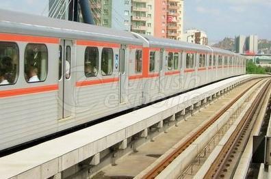 مشروع مترو أنفاق 3 المرحلة في أنقرة ، تصميم V2 Viaduct