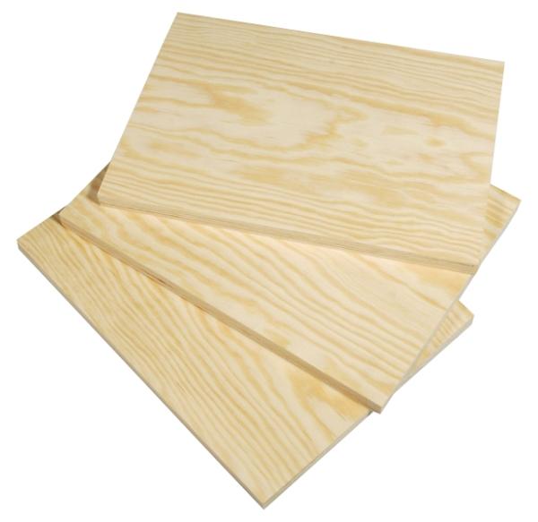 Pine Plywood