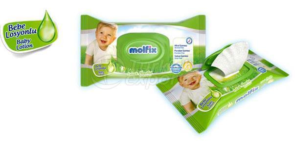 Wet Wipes Packaging
