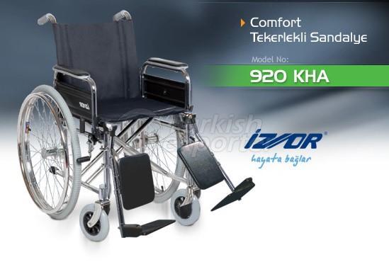 Wheelchair - Comfort