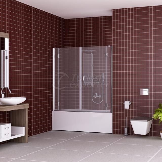 Flat Shower Cabinet Erguvan
