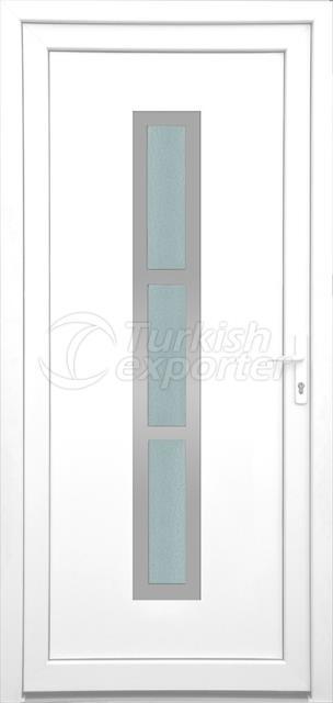Pvc Panel - Flat Inoxline 13