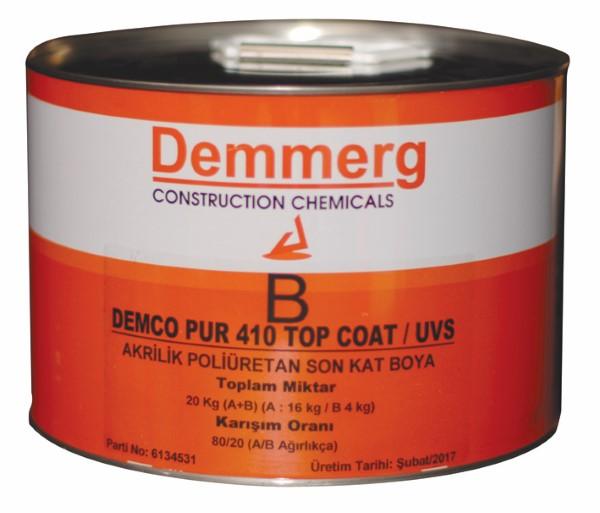 DEMCO PUR 410 TOP COAT UVM