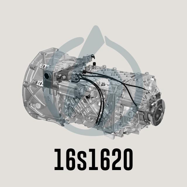 16S1620 Boîte de vitesses pour ZF