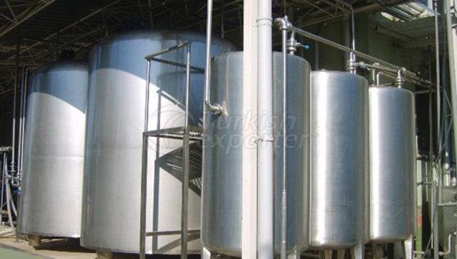 Sterilization Tanks