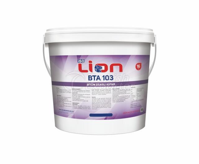 Isolion Bta 103 Bitumen Based Lining
