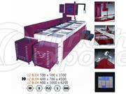 Bandsaw Machine 600x700x4500 Block