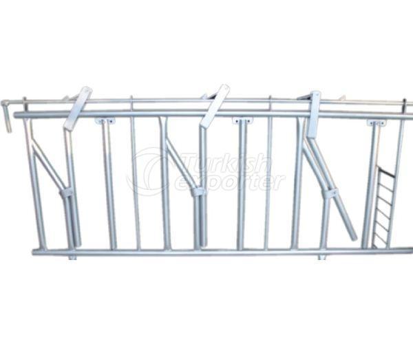 Animal Locking System
